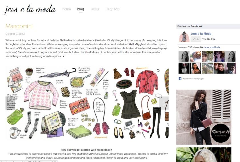 Jess e la Mode