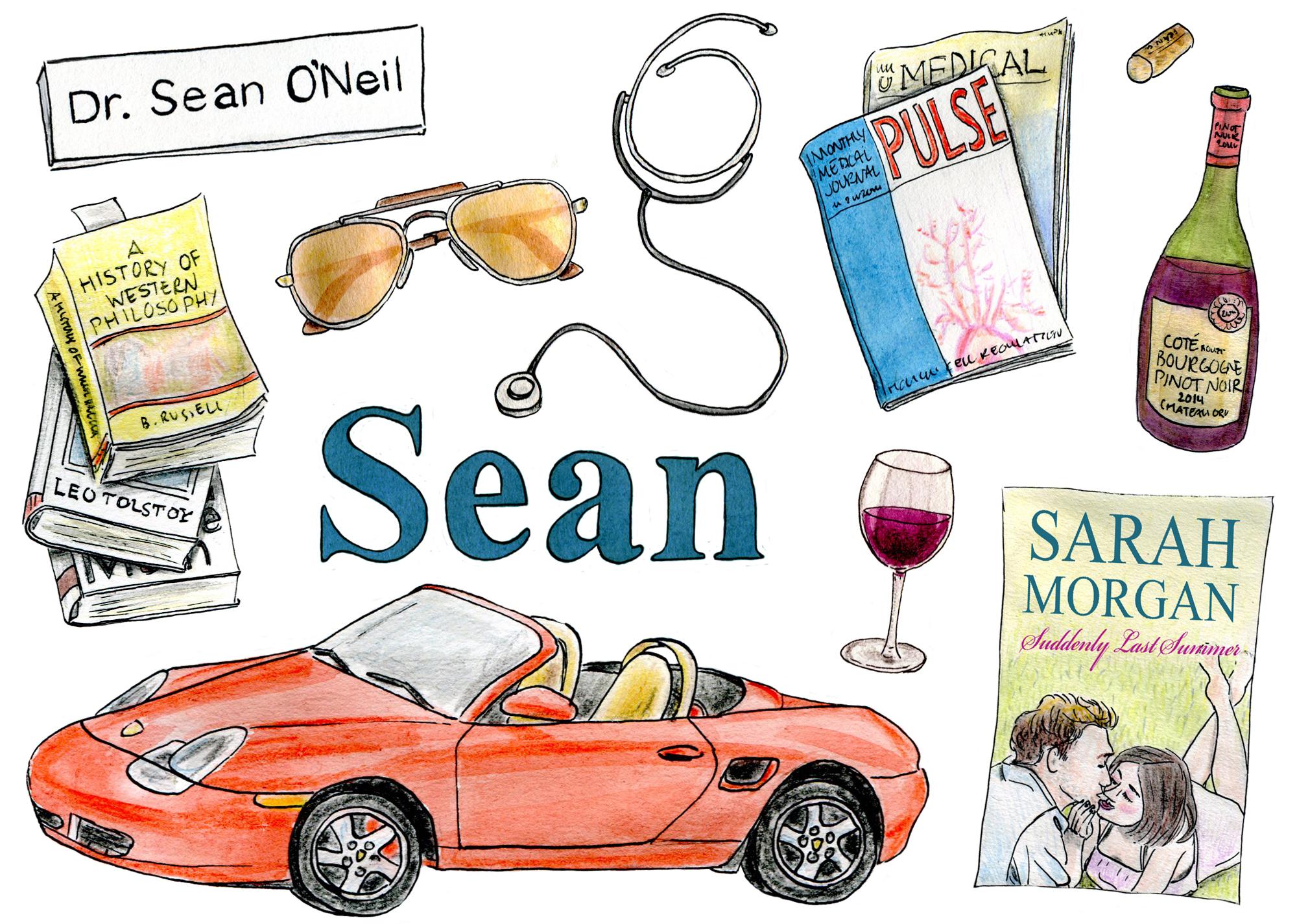 Mangomini-Sarah Morgan-Sean