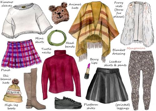 Fall fashion trend update Mangomini