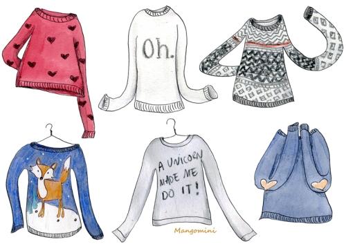 Sweater Weather Mangomini