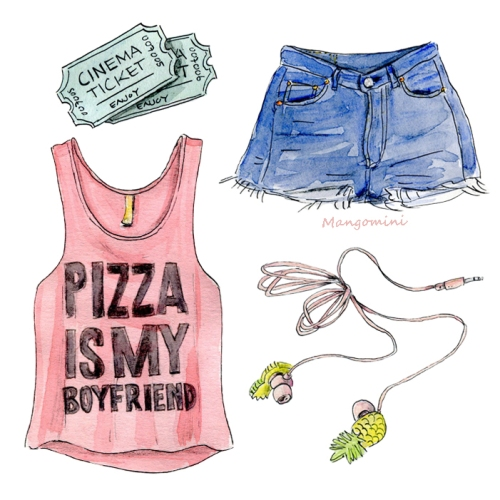 Summer essentials - Cindy Mangomini 7