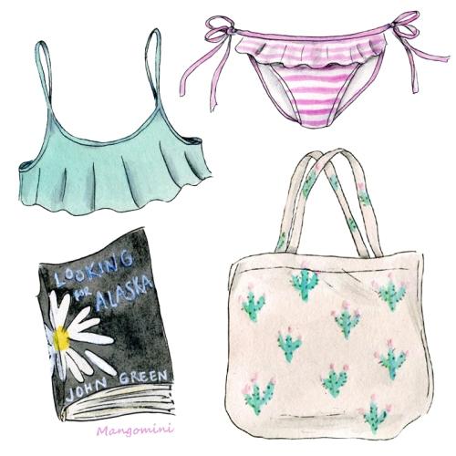 Summer essentials - Mangomini for Sparknotes