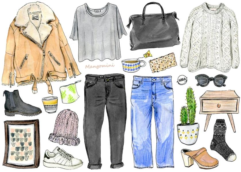 Scandinavian style - Cindy Mangomini