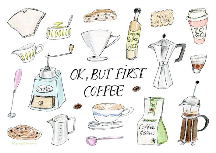 Coffee A6 Mangomini low