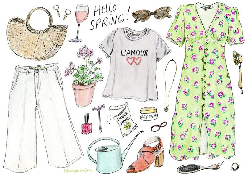2018 Hello spring Mangomini HG_preview