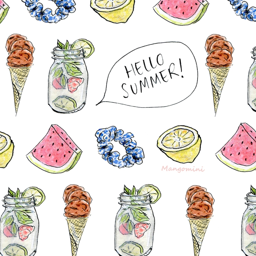 2018 wk 25 2 Hello Summer Mangomini HG