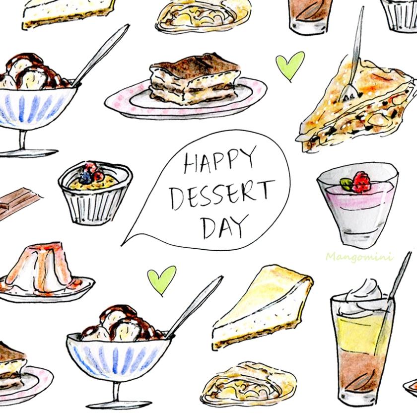 2018 Dessert Day Mangomini