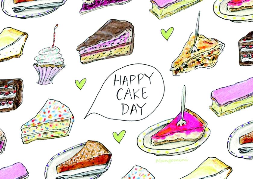 Cake Day - Mangomini