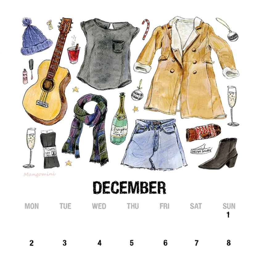 Mangomini hello december