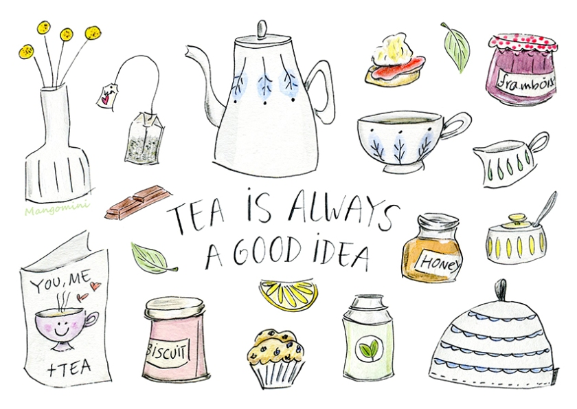 2018 Tea Day Mangomini