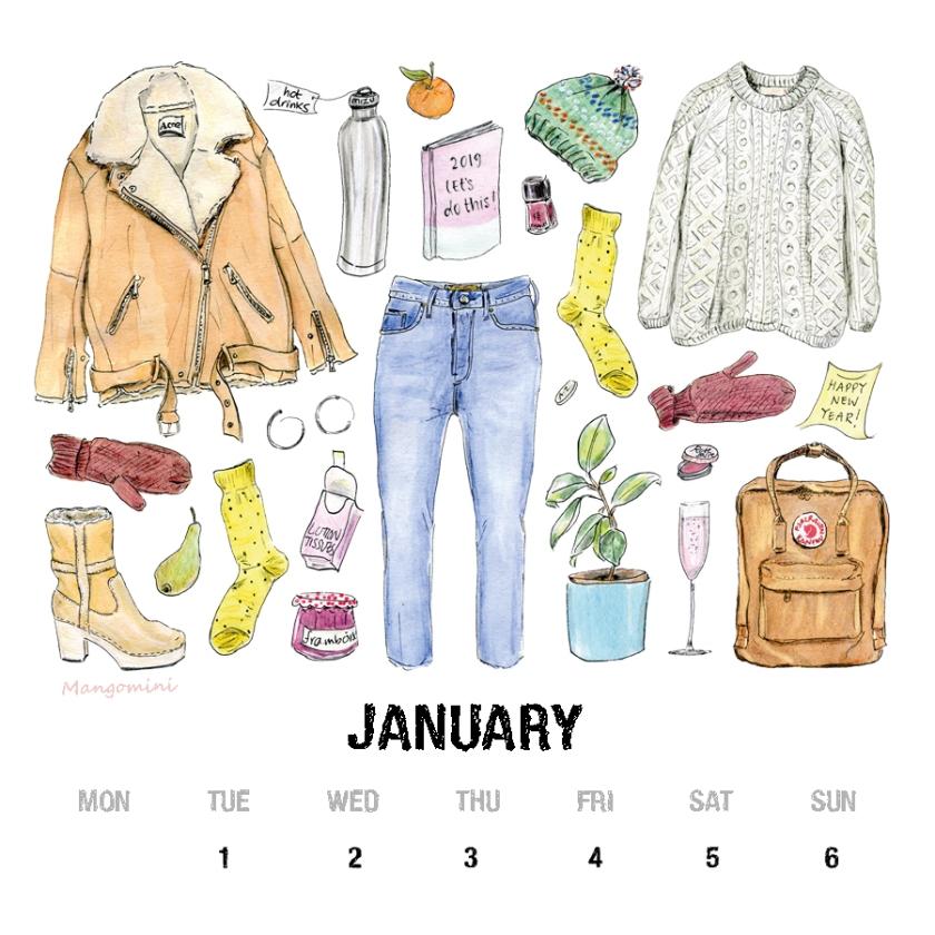 2019 mangomini january