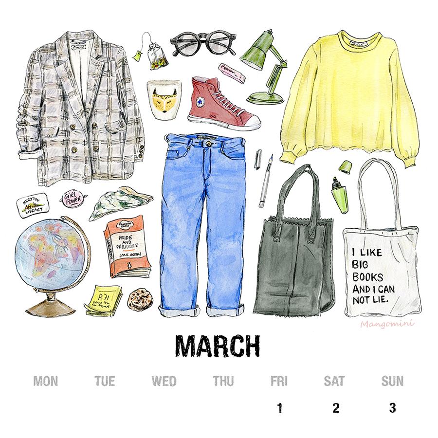 Mangomini march