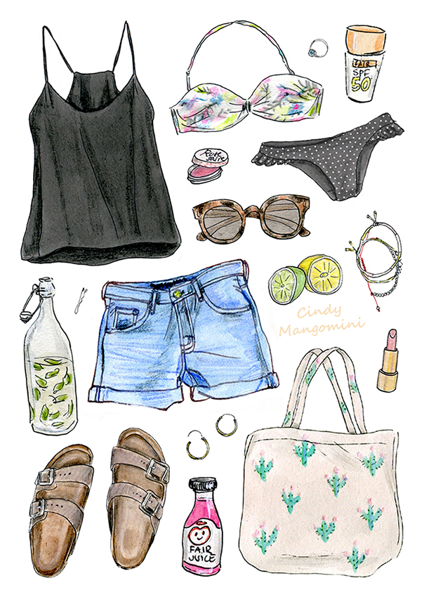 2021 Casual June Outfit Women Mangomini